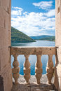 Kotor bay (Boka Kotorska), Montenegro Royalty Free Stock Photography