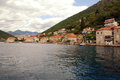 Kotor Bay, Montenegro Stock Photos
