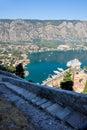 Kotor bay, Montenegro Stock Images