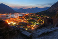 Kotor, Montenegro Royalty Free Stock Photo