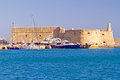 Koules fortress in Heraklion Royalty Free Stock Photos
