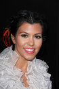 Kourtney Kardashian Royalty Free Stock Image