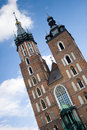 Krakow Poland Royalty Free Stock Image