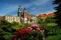 Krakow, Poland. Wawel Cathedra...