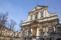 Krakow - St Peter and Paul Church - Poland Royalty Free Stock Images