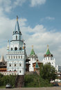 Kremlin in Izmaylovo, Moscow landmark Royalty Free Stock Photos