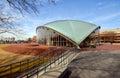 Kresge Auditorium Royalty Free Stock Photo
