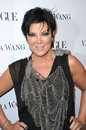 Kris Jenner,Vera Wang Royalty Free Stock Images