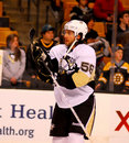 Kris letang pittsburgh penguins Immagine Stock