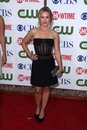 Kristen bell at the cbs the cw and showtime tca party the pagoda beverly hills ca Stock Photography