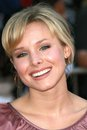 Kristen Bell, The Game Royalty Free Stock Photo