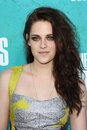Kristen Stewart at the 2012 MTV Movie Awards Arrivals, Gibson Amphitheater, Universal City, CA 06-03-12 Royalty Free Stock Photo