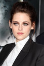 Kristen Stewart arrives at the 'Snow White And The Huntsman' Los Angeles screening Royalty Free Stock Images