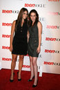 Kristen Stewart,Nikki Reed Royalty Free Stock Photos
