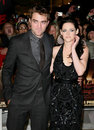 Kristen Stewart, Robert Pattinson Royalty Free Stock Photos