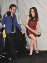 Kristen Stewart,Robert Pattinson Royalty Free Stock Photography