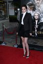 Kristen Stewart at a screening of  Stock Photo