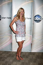 Kristi leskinen at the disney abc television group summer press junket at the abc offices in burbank ca on may Stock Photo