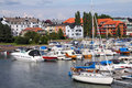 Kristiansand, Norway Royalty Free Stock Images