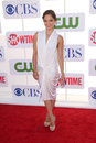 Kristin kreuk at the cbs showtime and cw party tca summer tour party beverly hilton beverly hills ca Stock Photos