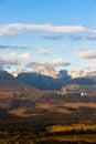 Krivan Mountain, Vysoke Tatry