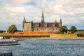 Kronborg castle. Denmark Royalty Free Stock Photo