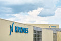 Krones factory in the city of rosenheim Royalty Free Stock Photos