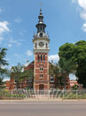Kruger dutch reformed church the in pretoria owes its cultural historical significance to its association with and financial Stock Photos