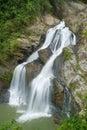 Krungching waterfall Royalty Free Stock Images