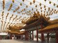 Kuala Lumpur - Chinese Temple - Malaysia Royalty Free Stock Photo