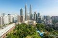 Kuala Lumpur City Skyscraper I...