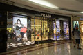 Kuala lumpur malaysia sep prada shop in suria shopping ma mall on septermber klcc is the luxury Stock Photo