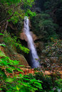 Kuang Xi Waterfall, Luangprabang, Laos Stock Photos