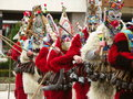 Kukeri Stock Photography