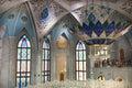 The kul sharif mosque. Kazan Royalty Free Stock Photo