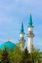 Kul Sharif mosque Royalty Free Stock Photo