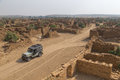 Kuldhara village in Jaisalmer, India Royalty Free Stock Photo