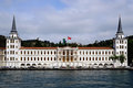 Kuleli military high school is the first in turkey located in çengelköy istanbul it was founded on Stock Image