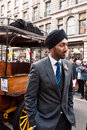 Kulveer Ranger at London to Brighton Event. Royalty Free Stock Photos