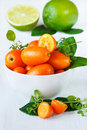 Kumquats. Stock Image