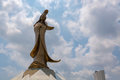 Kun Iam Statue in Macau Royalty Free Stock Photo