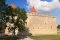 Kuressaare castle on island saarema estonia the in saaremaa in western is considered one of the best preserved medieval Stock Images