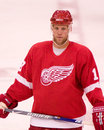 Kurt maltby detroit red wings Obraz Royalty Free