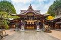 Kushida Shrine in Hakata, Fukuoka - Japan