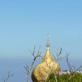 Kyaikhtiyo pagoda, Myanmar.