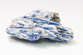 Kyanite Mineral Specimen Royalty Free Stock Photo