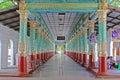 Kyauktawgyi Buddha Temple, Mandalay, Myanmar