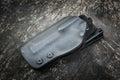 Kydex holster for pistol