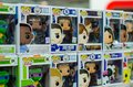 stock image of  Kyiv, Ukraine - January 27, 2019: Funko POP! toys for sale in the store