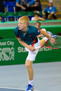 Kyle Edmund at Zurioch Open 2012 Stock Photos